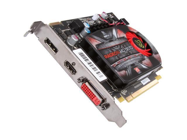 XFX Radeon HD 5670 DirectX 11 HD-567X-ZNF3 Video Card