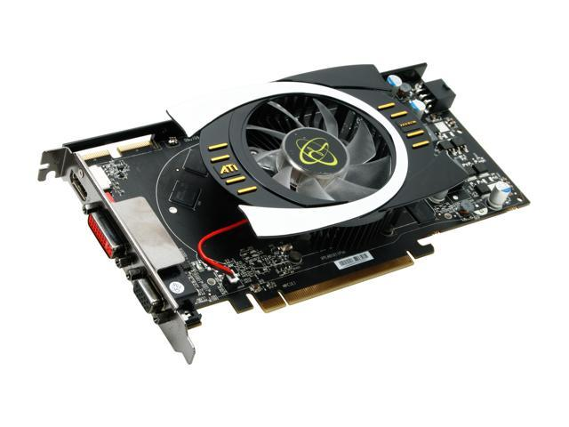 XFX Radeon HD 4850 DirectX 10.1 HD-485X-ZNFC 1GB 256-Bit DDR3 PCI Express 2.0 x16 HDCP Ready CrossFireX Support Video Card