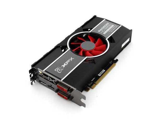XFX HD-685X-ZNBC Radeon HD 6850 Black Edition 1GB 256-bit DDR5 PCI Express 2.1 x16 HDCP Ready CrossFireX Support Video Card