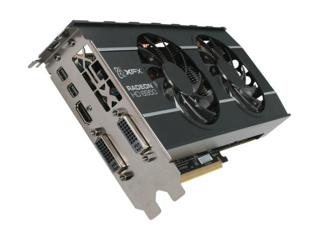 XFX Radeon HD 6950 DirectX 11 HD695XZDDC 1GB 256-Bit GDDR5 PCI Express 2.1 x16 HDCP Ready CrossFireX Support Video Card with Eyefinity