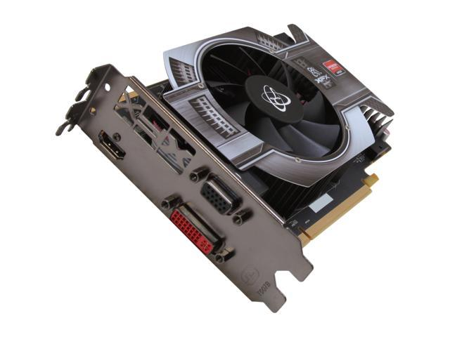 XFX Radeon HD 6770 DirectX 11 HD-677X-ZNLC 1GB 128-Bit GDDR5 PCI Express 2.1 x16 HDCP Ready CrossFireX Support Video Card
