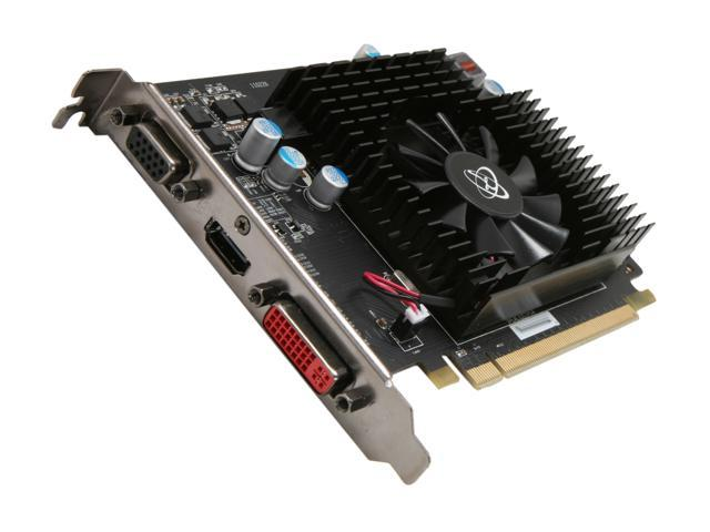 XFX Radeon HD 6670 DirectX 11 HD-667X-ZHF3 Video Card