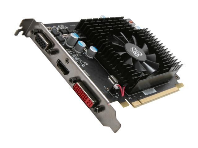 XFX Radeon HD 6570 DirectX 11 HD-657X-ZHF2 Video Card