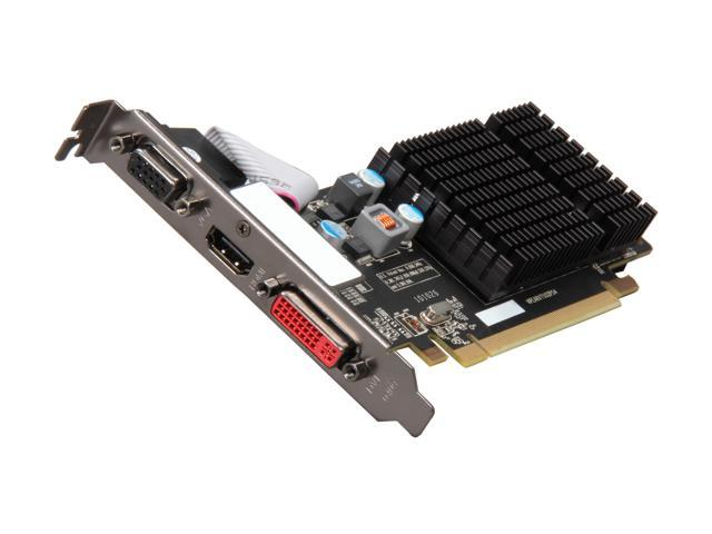 XFX Radeon HD 5450 DirectX 11 HD-545X-YRH2 Video Card