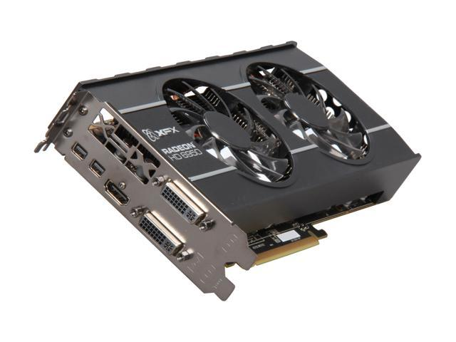 XFX Double D Radeon HD 6950 DirectX 11 HD-695X-CDFC 2GB 256-Bit GDDR5 PCI Express 2.1 x16 HDCP Ready CrossFireX Support Video Card with Eyefinity