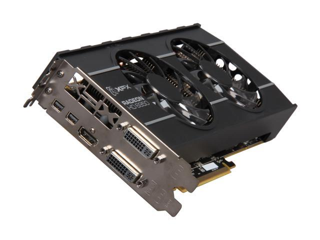 XFX Double D Radeon HD 6950 DirectX 11 HD-695X-ZDFC Video Card with Eyefinity