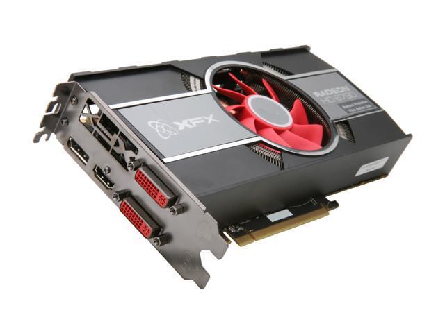 XFX Radeon HD 6790 DirectX 11 HD-679X-ZRFC Video Card