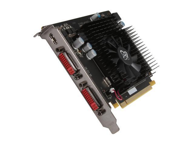 XFX Radeon HD 6570 DirectX 11 HD-657X-ZNFQ Video Card