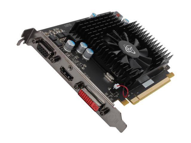 XFX Radeon HD 6570 DirectX 11 HD-657X-CNF2 Video Card