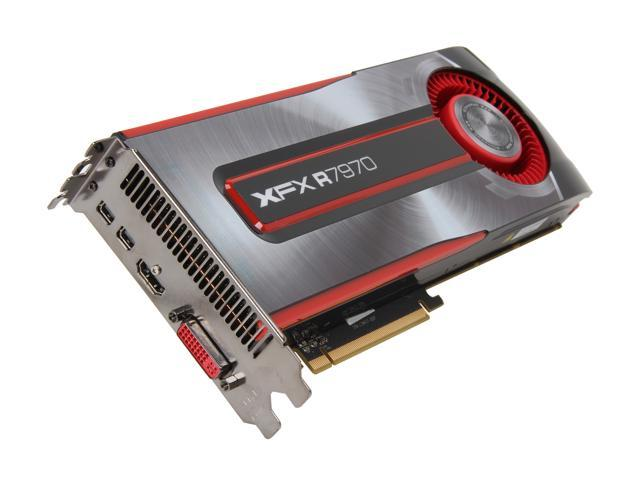 XFX Radeon HD 7970 DirectX 11 FX-797A-TNFC Video Card