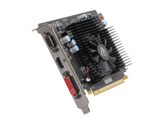 XFX Radeon HD 6670 DirectX 11 HD-667X-CNF3 2GB 128-Bit DDR3 PCI Express 2.1 x16 HDCP Ready Video Card