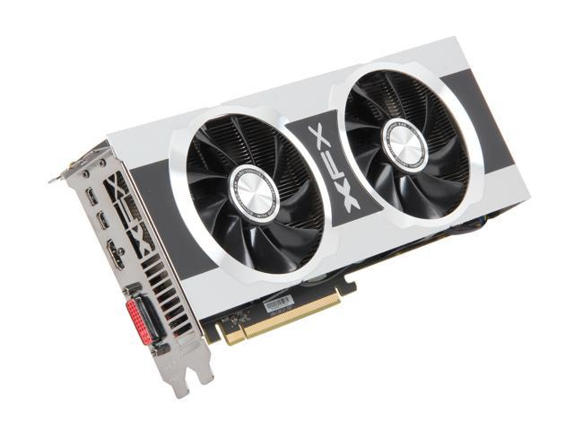 XFX Double D Black Edition Radeon HD 7950 DirectX 11 FX-795A-TDBC Video Card