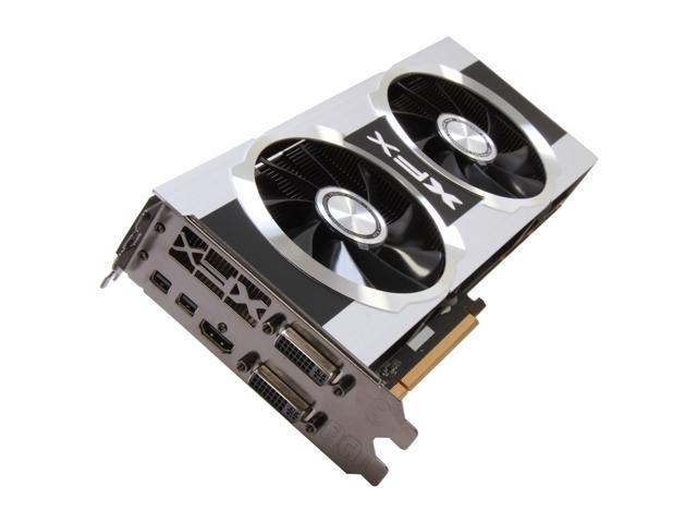 XFX Double D Radeon HD 7970 DirectX 11 FX-797A-TDFC Video Card