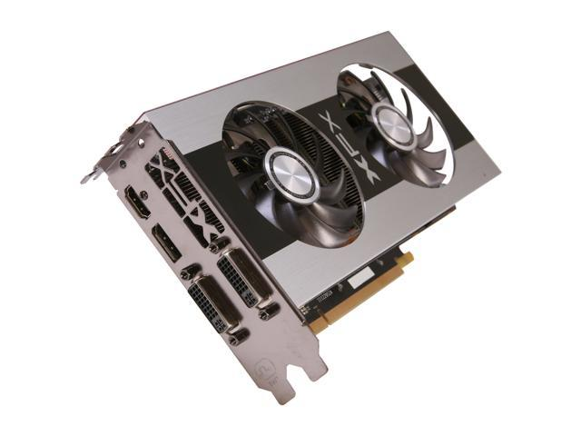 XFX Double D Black Edition Radeon HD 7770 DirectX 11 FX-777A-ZDB4 Video Card