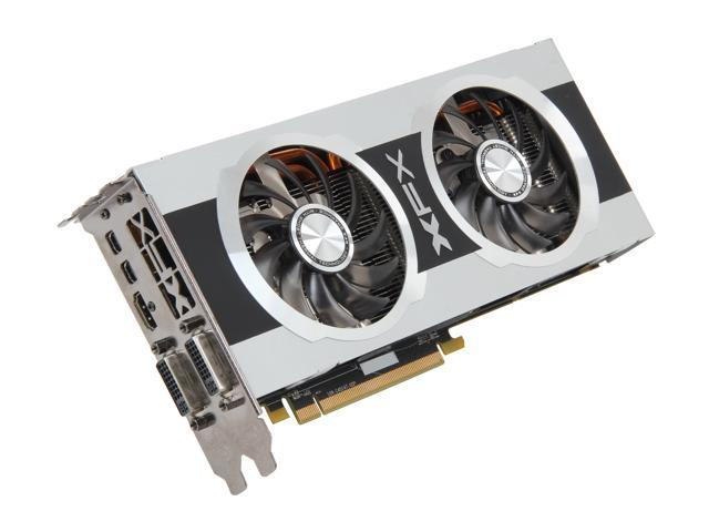 XFX Double D Radeon HD 7870 GHz Edition DirectX 11 FX-787A-CDFC Video Card