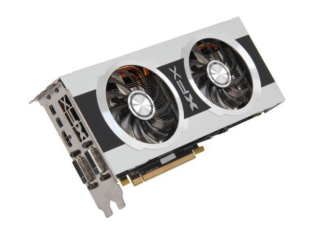 XFX Double D Radeon HD 7870 GHz Edition DirectX 11 FX-787A-CDBC Video Card
