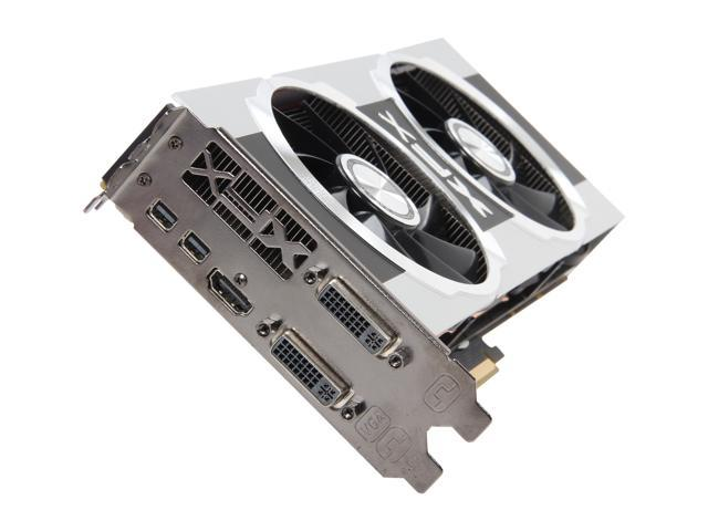 XFX Double D Radeon HD 7950 DirectX 11 FX-795A-TDJC Video Card