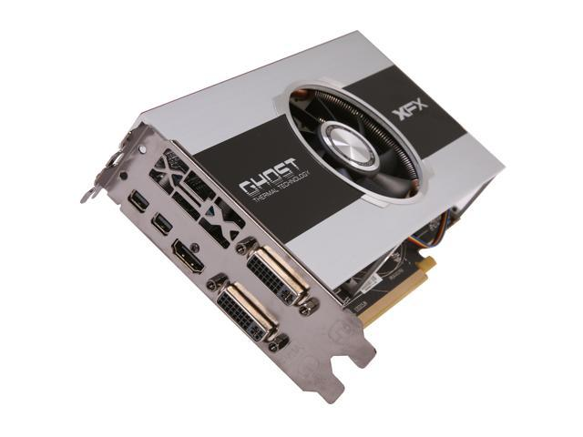 XFX Core Edition Radeon HD 7850 DirectX 11 FX-785A-ZNFC Video Card