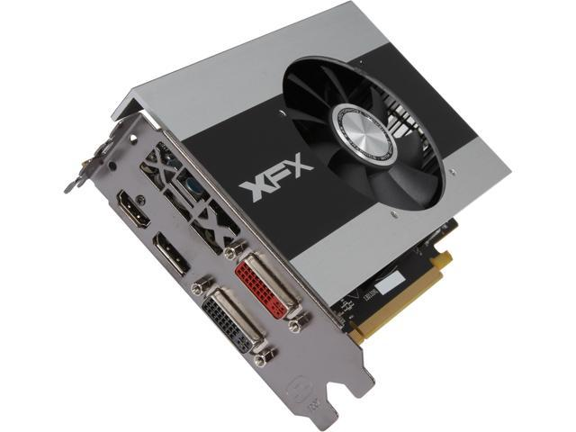 XFX R7-260X-ZNJ4 Core Edition Radeon R7 260X 1GB 128-bit GDDR5 PCI Express 3.0 CrossFireX Support Video Card