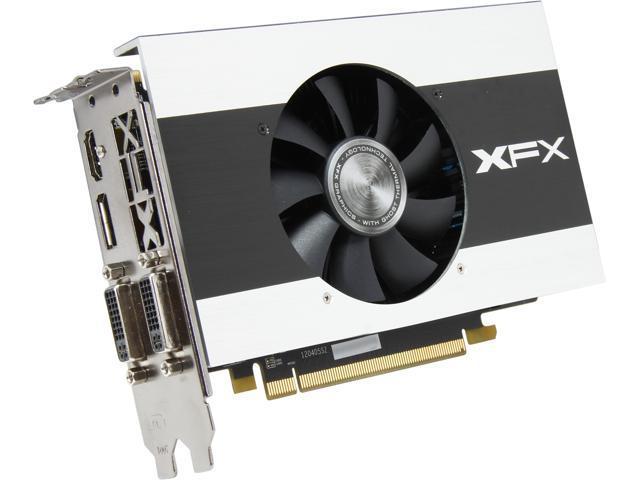 XFX Core Edition Radeon R7 250X DirectX 11.2 R7-250X-CNJ4 2GB 128-Bit GDDR5 PCI Express 3.0 CrossFireX Support Video Card