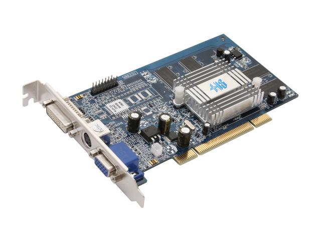 HIS 7 Radeon 7000 DirectX 7 H700H64-1TOPN 64MB 64-Bit DDR PCI Video Card