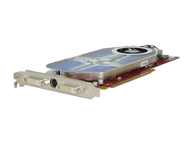 HIS Radeon X1950PRO DirectX 9 H195PRF256DDN-R Video Card