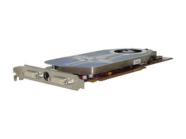 HIS Radeon X1950PRO DirectX 9 H195PRF512DDN-R Video Card