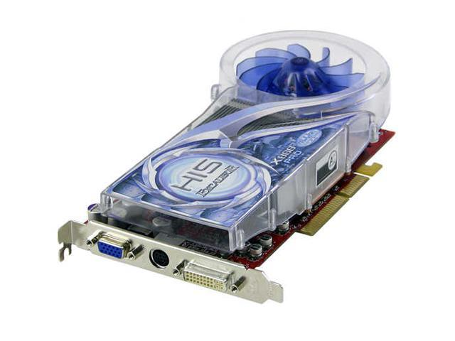 HIS Hightech ICE80PN-2I-ZAM Radeon X800PRO 256MB 256-bit GDDR3 AGP 4X/8X Video Card