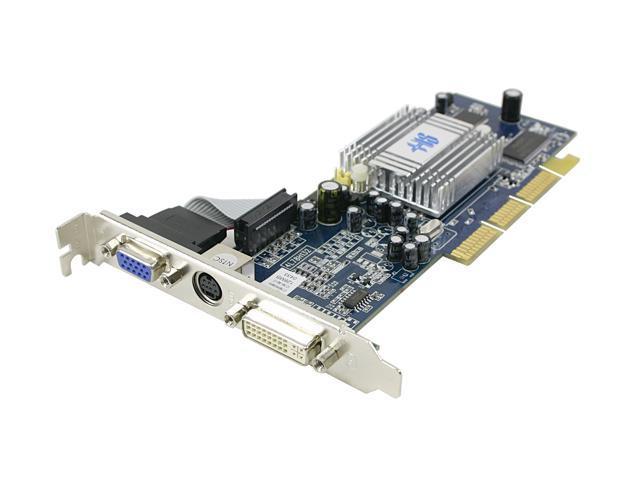 HIS Radeon 9250 DirectX 8 C78-32 Video Card