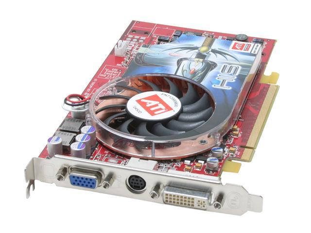 HIS Radeon X800 DirectX 9 P80N-2I-ZPC 256MB GDDR3 PCI Express x16 Video Card
