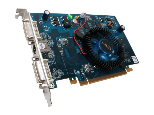 HIS HD 3000 Radeon HD 3650 DirectX 10.1 H365F512NP 512MB 128-Bit GDDR2 PCI Express 2.0 x16 HDCP Ready Video Card