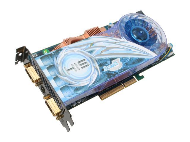 HIS Radeon HD 3850 DirectX 10.1 H385Q512ANP IceQ 3 Turbo Video Card