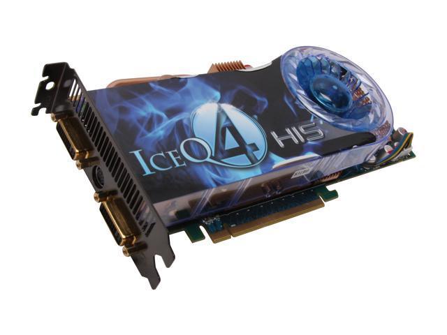 HIS Radeon HD 4850 DirectX 10.1 H485QT512P 512MB 256-Bit GDDR3 PCI Express 2.0 x16 HDCP Ready CrossFireX Support IceQ4 Turbo Video Card