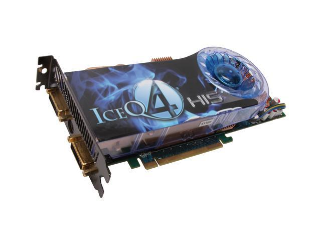 HIS Radeon HD 4850 DirectX 10.1 H485QS1GP IceQ4 Video Card
