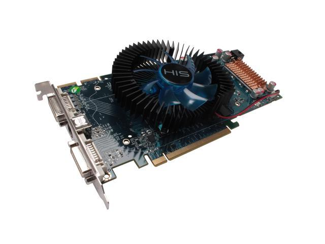HIS Radeon HD 4830 DirectX 10.1 H483FN512P 512MB 256-Bit GDDR3 PCI Express 2.0 x16 HDCP Ready CrossFireX Support Video Card