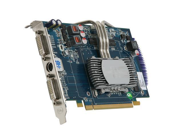 HIS Radeon HD 4670 DirectX 10.1 H467PS1GP Video Card