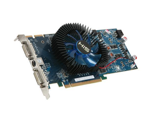 HIS Radeon HD 4850 DirectX 10.1 H485FN1GP Video Card
