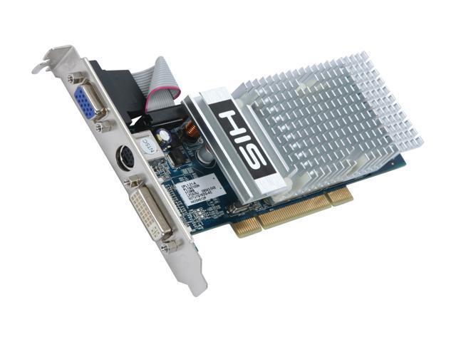HIS Radeon HD 4350 DirectX 10.1 H435H512PP Video Card