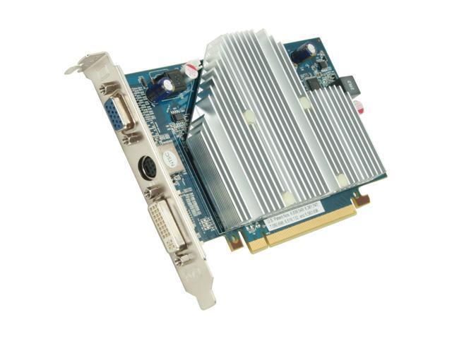 HIS Radeon HD 4350 DirectX 10.1 H435H1G Video Card