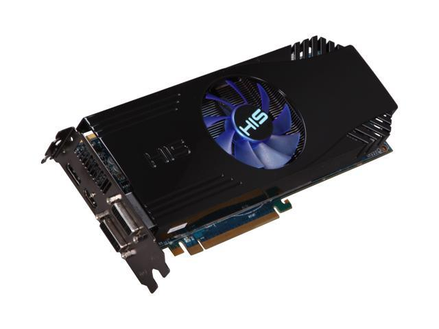 HIS iCooler V Radeon HD 5830 DirectX 11 H583FN1GD 1GB 256-Bit GDDR5 PCI Express 2.1 x16 HDCP Ready CrossFireX Support Video Card w/Eyefinity