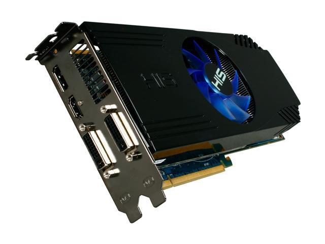 HIS Radeon HD 5850 (Cypress Pro) DirectX 11 H585FN1GD Video Card w/ Eyefinity