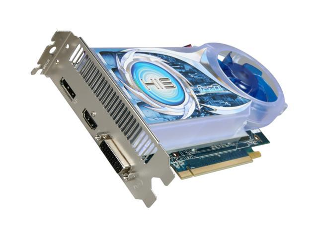 HIS IceQ Radeon HD 5670 DirectX 11 H567Q1GD 1GB 128-Bit GDDR5 PCI Express 2.1 x16 HDCP Ready CrossFireX Support Video Card w/ Eyefinity