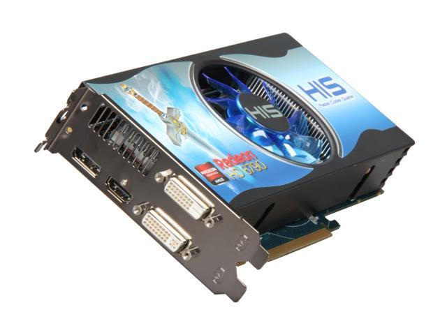HIS HD 6000 Radeon HD 6790 DirectX 11 H679F1GD 1GB 256-Bit GDDR5 PCI Express 2.1 x16 HDCP Ready CrossFireX Support Plug-in Card Video Card with Eyefinity