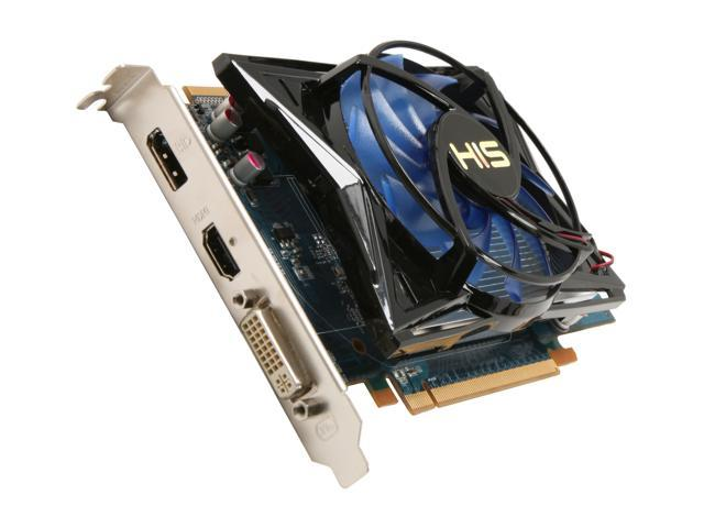 HIS Radeon HD 6750 DirectX 11 H675F1GD Video Card with Eyefinity