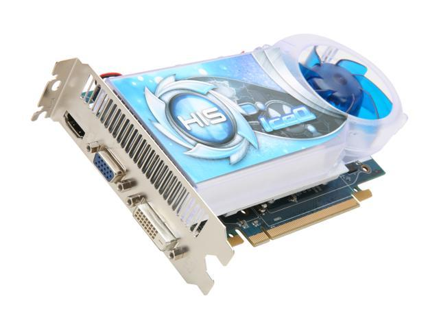 HIS IceQ Radeon HD 6570 DirectX 11 H657QO1G Video Card