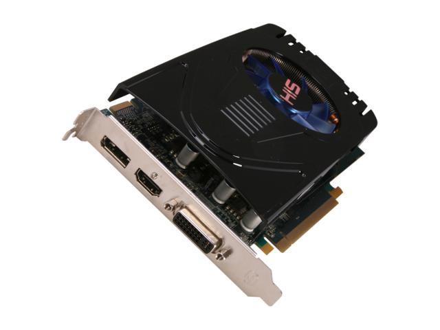 HIS Radeon HD 5770 DirectX 11 H577FL1GD 1GB 128-Bit GDDR5 PCI Express 2.1 x16 HDCP Ready CrossFireX Support Video Card