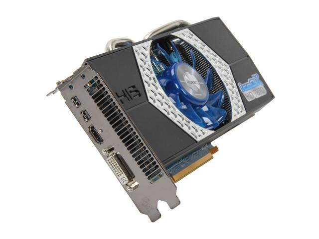 HIS IceQ X Radeon HD 7870 GHz Edition DirectX 11 H787QN2G2M 2GB 256-Bit GDDR5 PCI Express 3.0 x16 HDCP Ready CrossFireX Support Plug-in Card Video Card