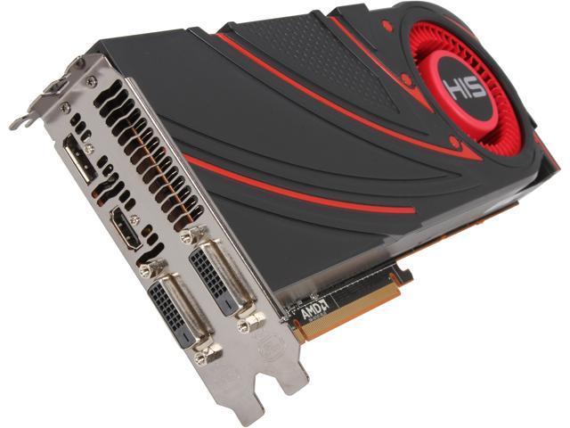 HIS Radeon R9 290 H290F4GD 4GB 512-Bit GDDR5 PCI Express 3.0 x16 Video Card