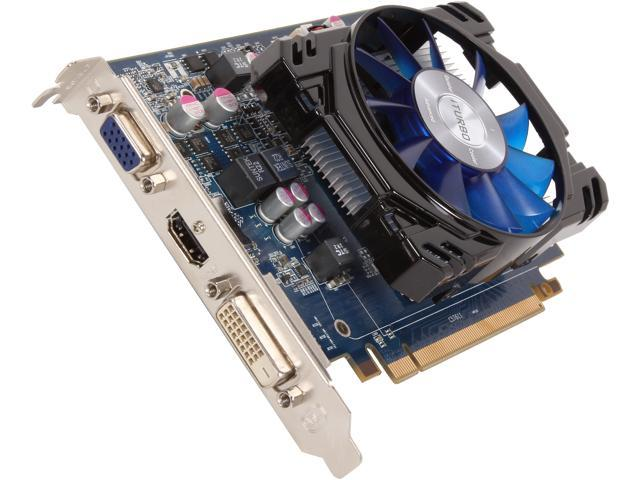 HIS iCooler Boost Clock Radeon R7 250 DirectX 11.2 H250F1G 1GB 128-Bit GDDR5 PCI Express 3.0 x16 HDCP Ready CrossFireX Support Video Card