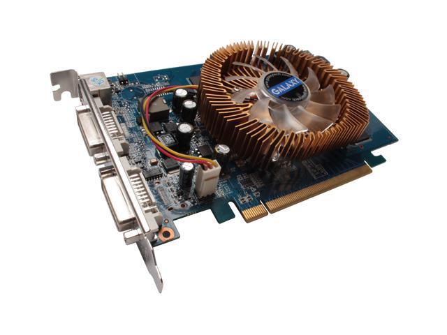 Galaxy GeForce 9500 GT DirectX 10 95TGE8HUFEXX Video Card
